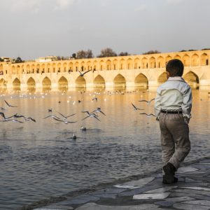 Pont Si-e-se – Ispahan, Iran