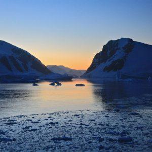 Minuit… – Antarctique