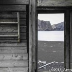 Deception Island – Antarctique