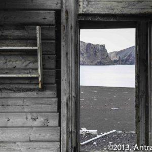 Deception Island – Antarctique