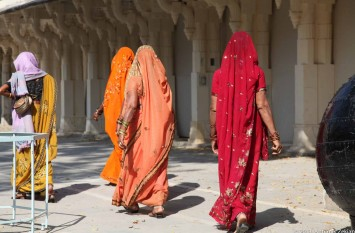 Couleurs indiennes… – Rajasthan, Inde