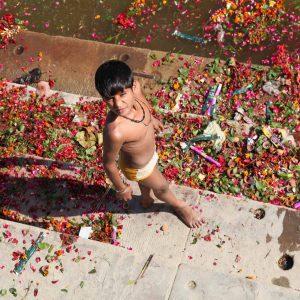 Jeune garçon – Varanasi, Inde