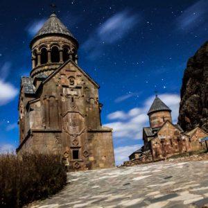 Noravank, Arménie – Décembre 2010