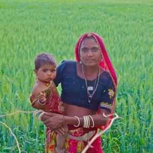Contraste indien… – Rajasthan, Inde